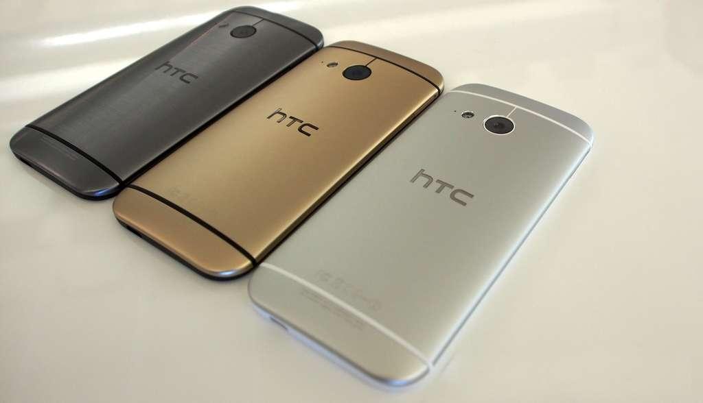 цветовые решения HTC One Mini 2