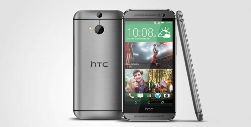 проекции HTC One M8