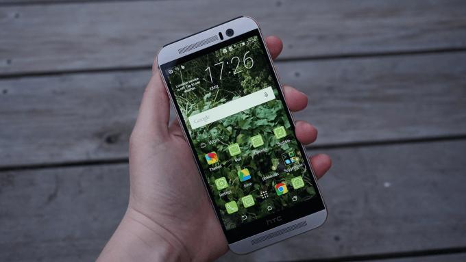 цветопередача HTC One M9
