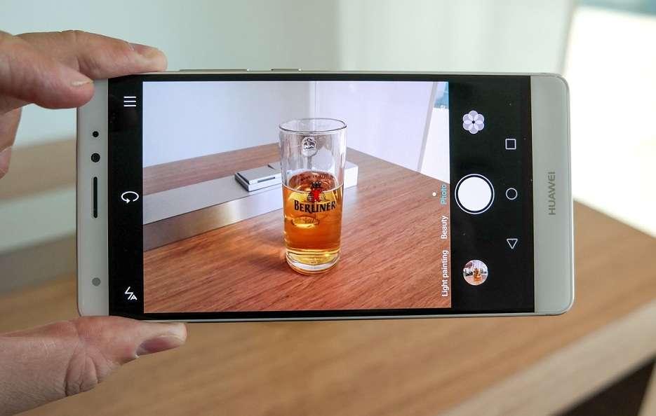 Huawei Mate S основная камера