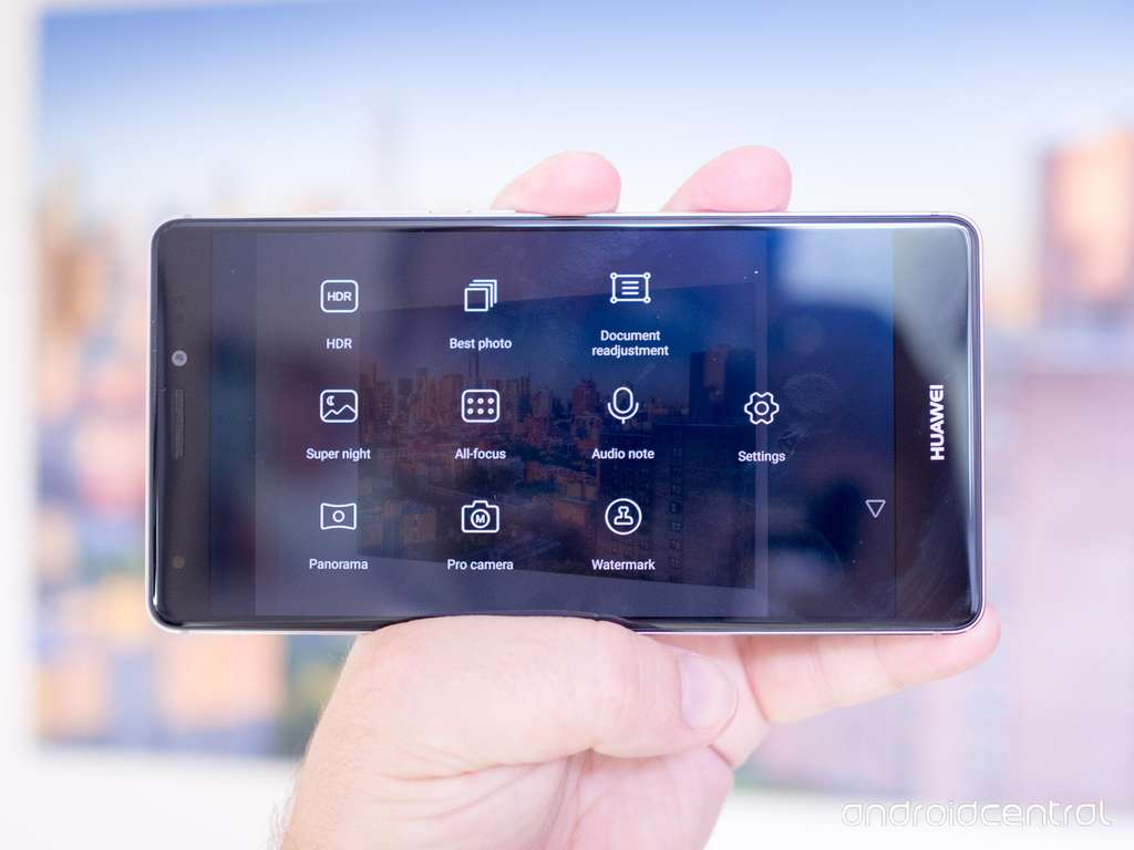 Huawei Mate S режимы камеры