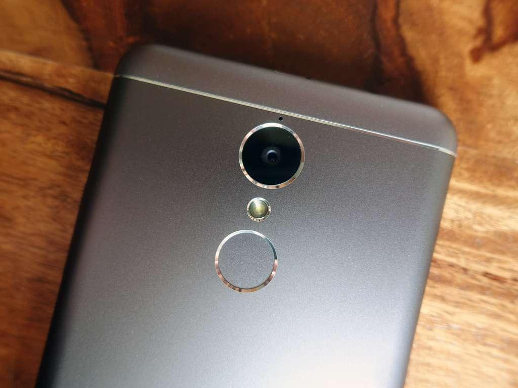 Lenovo K6 Power Основная камера