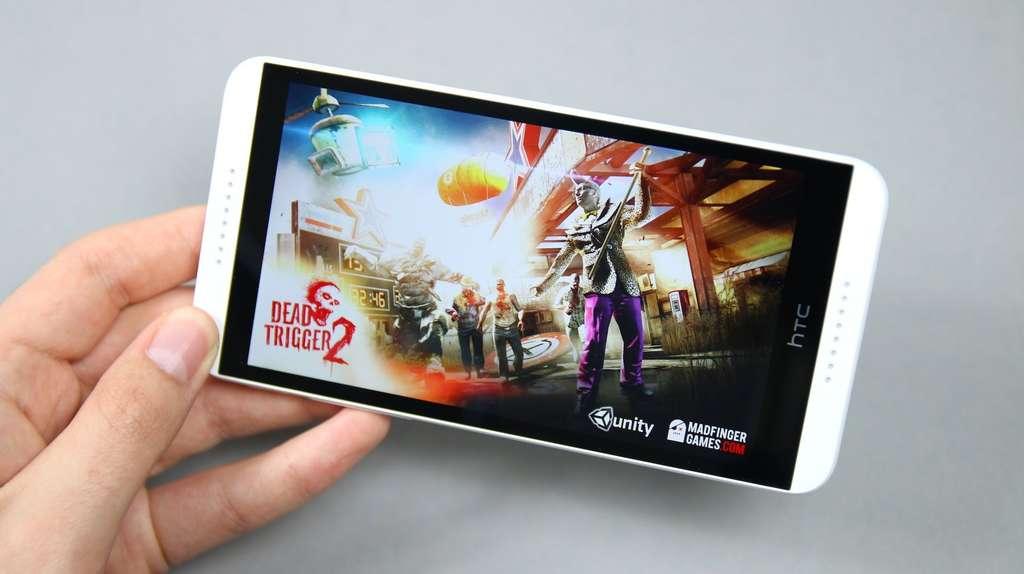 HTC Desire 820 игра