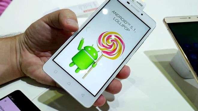 Lenovo Vibe P1m Android 5.1