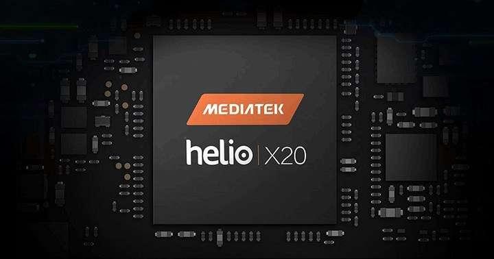 Процессор MediaTek Helio X20