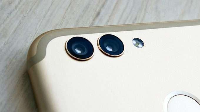 Huawei Nova 2 двойная камера