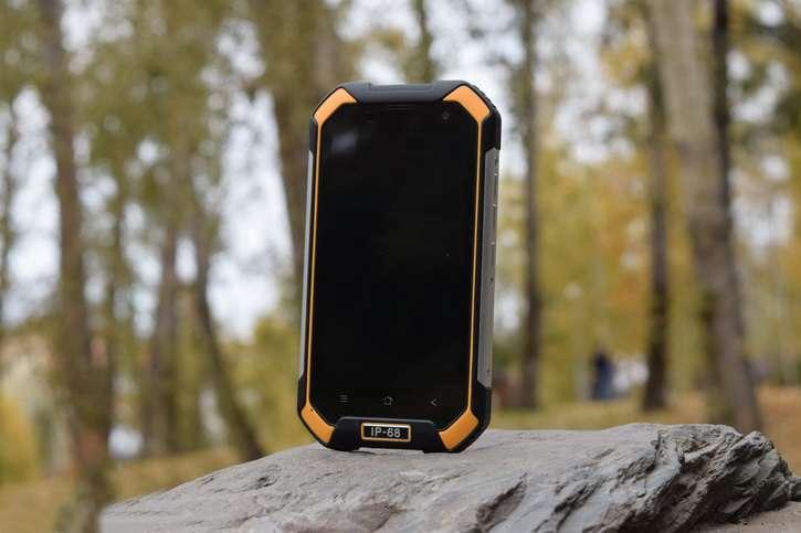 Blackview BV6000 дисплей