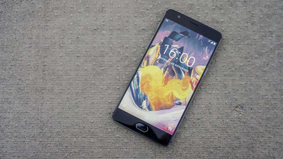 OnePlus 3T внешний вид