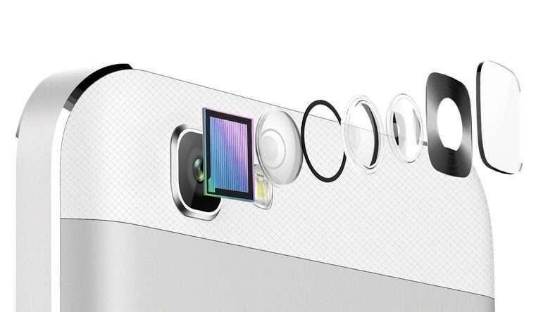 камера ZTE Blade A610