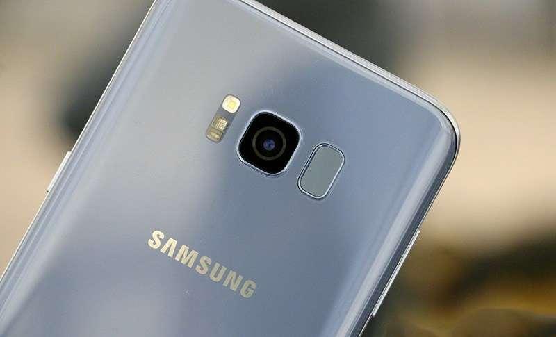 Samsung Galaxy S8 Plus основная камера