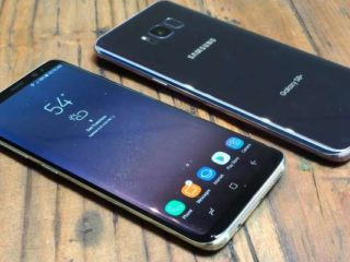 Обзор Samsung Galaxy S8 Plus