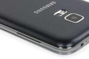 Samsung Galaxy S5 Mini камера