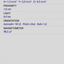 ZTE Blade A601 характеристики