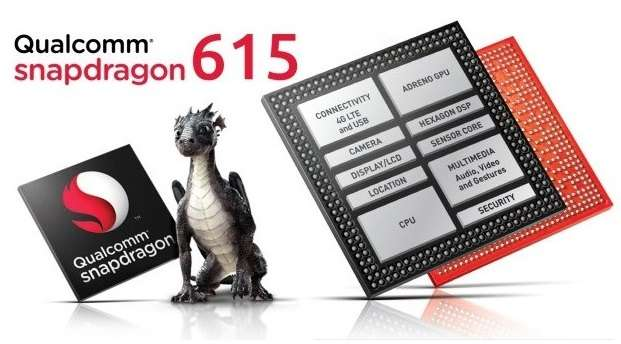 Процессор Qualcomm Snapdragon 615