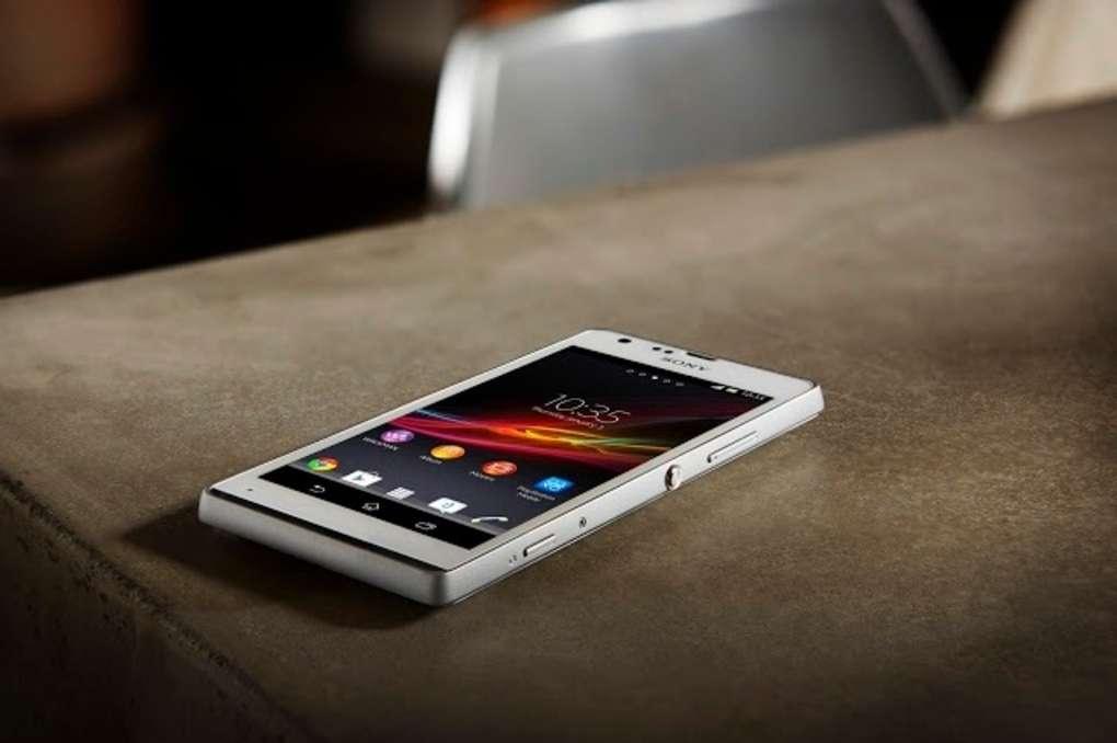 Sony Xperia SP дисплей