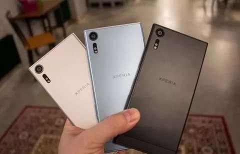 Sony Xperia XZs цвет