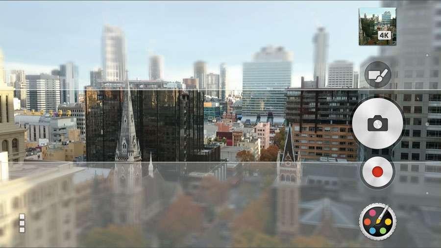 Sony Xperia Z2 пример фото