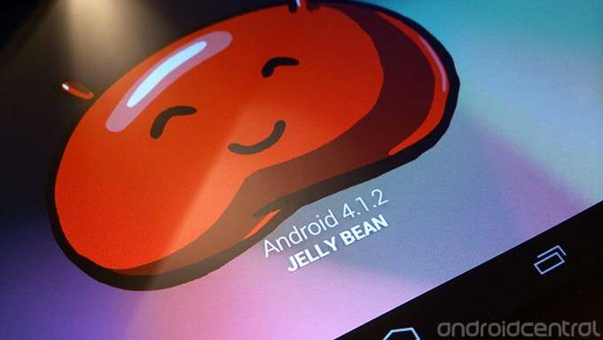 Sony Xperia ZL Android 4.1.2