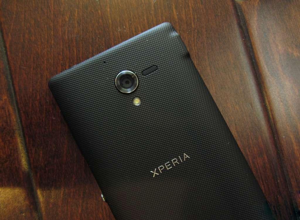 Sony Xperia ZL основная камера