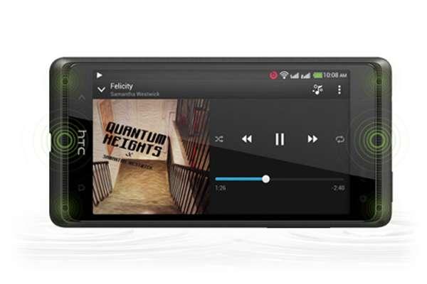 динамики HTC Desire 600 Dual Sim