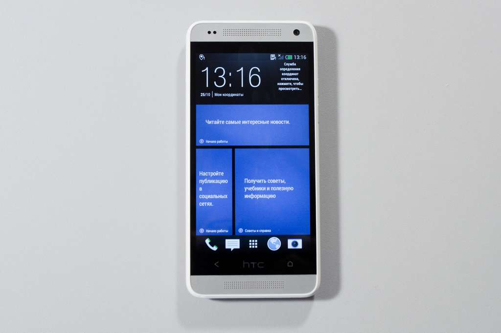 дисплей HTC One mini