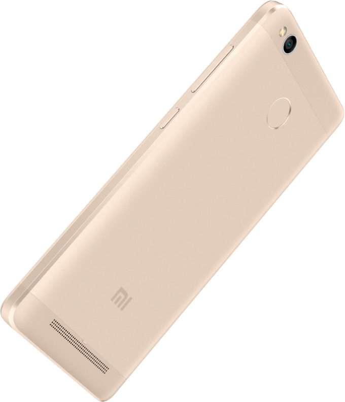 Xiaomi Redmi 3X задняя панель
