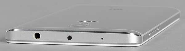 Xiaomi Redmi Note 4 верхний торец