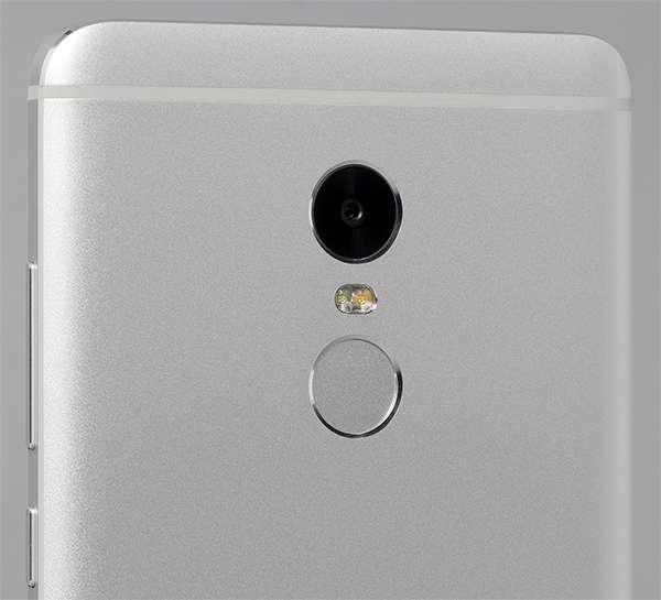 Xiaomi Redmi Note 4 сканер