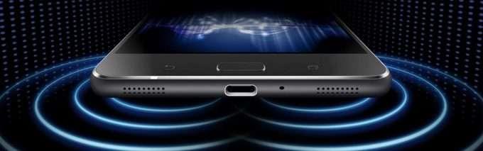 динамик ASUS ZenFone 3 Ultra