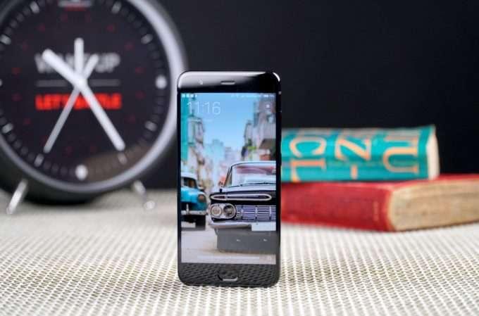 передняя панель Xiaomi Mi 6