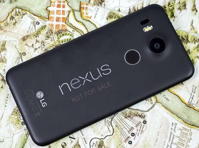корпус LG Nexus 5X