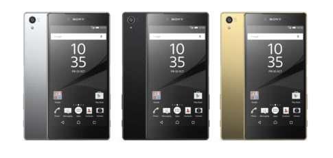 Sony Xperia Z5 Premium обзор
