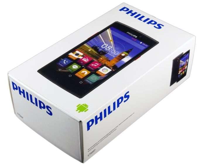 внешний вид Philips Xenium V377