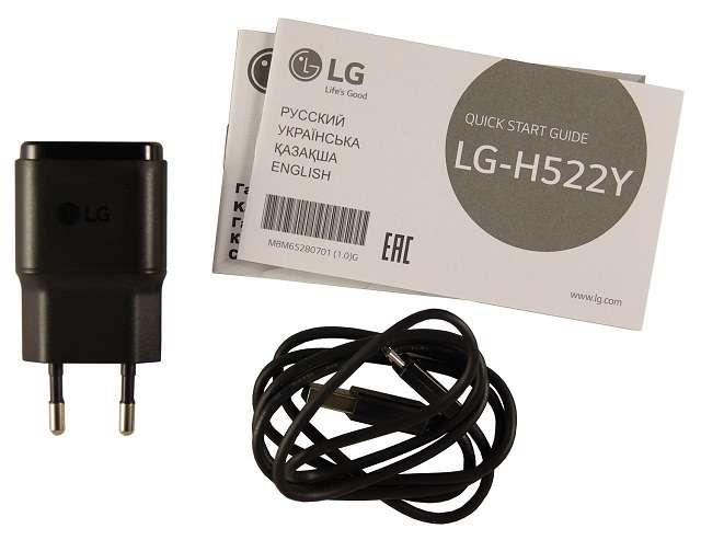 комплектация LG G4c