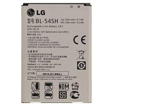 батарея LG G4c