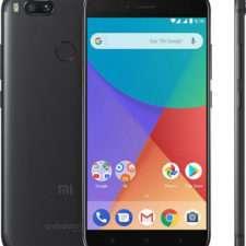 Черный Xiaomi Mi A1