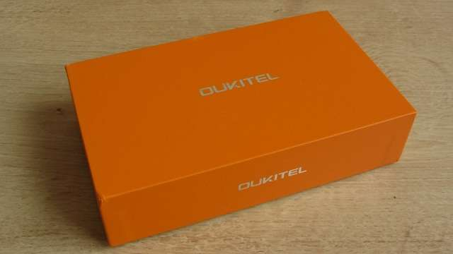 Oukitel K4000 коробка