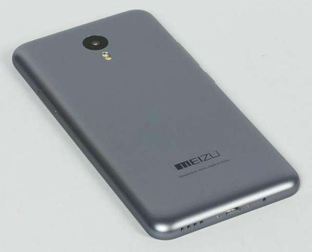 Meizu M2 Note внешний вид