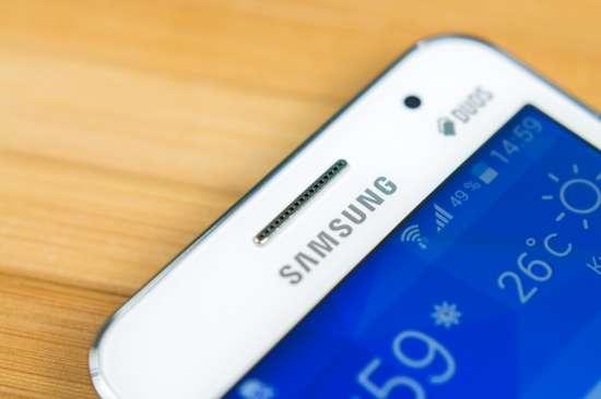 Samsung Galaxy Core 2 Динамик