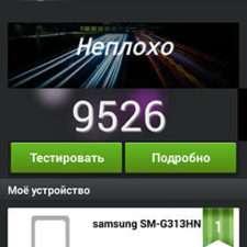 Samsung Galaxy Ace 4 тест