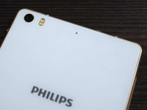 Philips X818 Основная камера