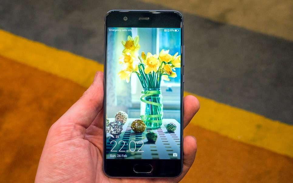 Huawei P10 Дисплей смартфона