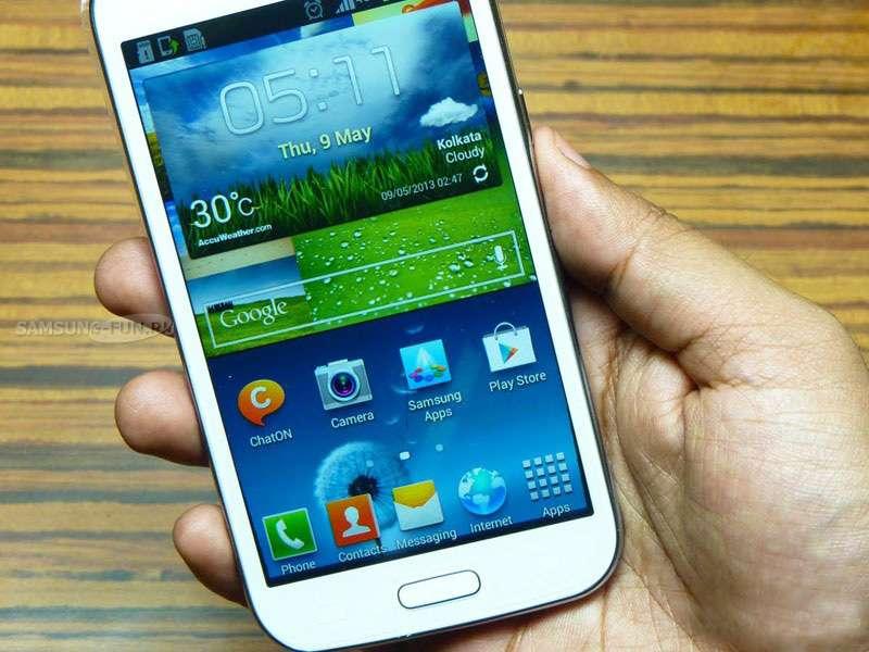 Samsung Galaxy Win экономика