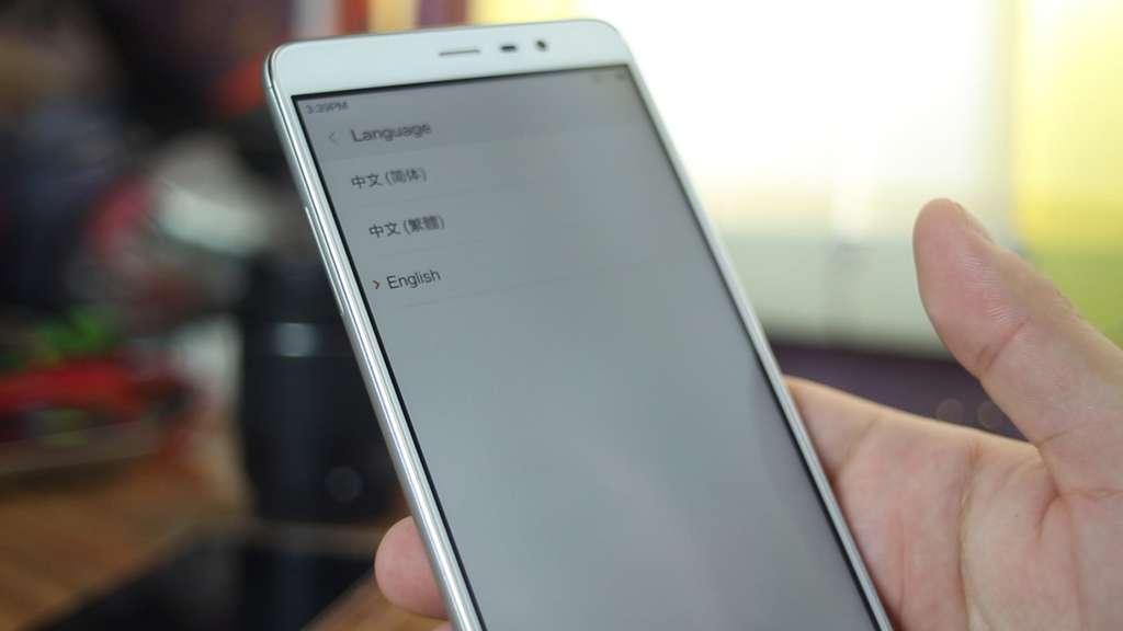 Проблемы со сменной языка на Xiaomi — практическое руководство