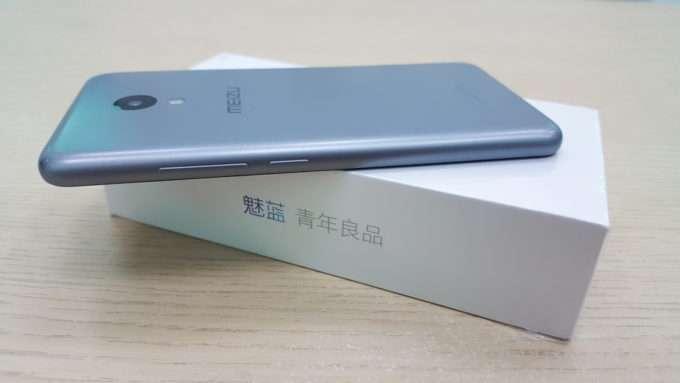 Коробка Meizu M3