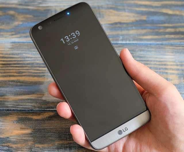 LG G5 SE дисплей