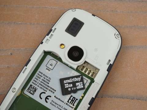Nokia 3310 (2017) основная камера