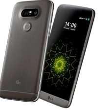 LG G5 SE дизайн