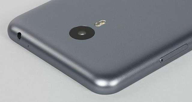 Meizu M2 Note камера