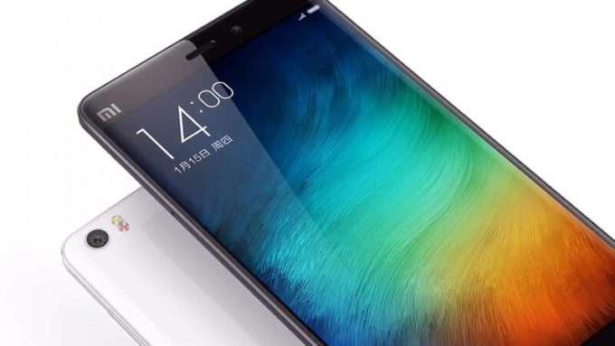 передняя и задняя панель смартфона Xiaomi Mi 5s Plus